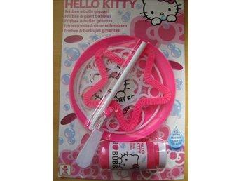 Hello Kitty Såpbubblor Jättebubblor stora med frisbee 120 ml CE NYTT REA - Uddevalla - Hello Kitty Såpbubblor Jättebubblor stora med frisbee 120 ml CE NYTT REA - Uddevalla