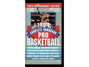 Pro Basketball 1994 - The Complete Handbook
