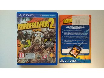 PlayStation Vita: Borderlands 2 II