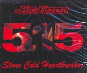 FIVE FIFTEEN 'Stone Cold Heartbreaker' digipack CD EP