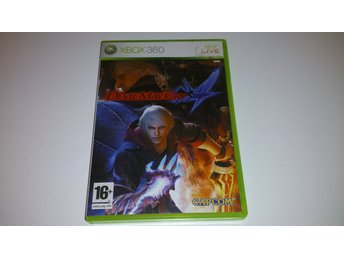 - Devil May Cry 4 XBOX360 -