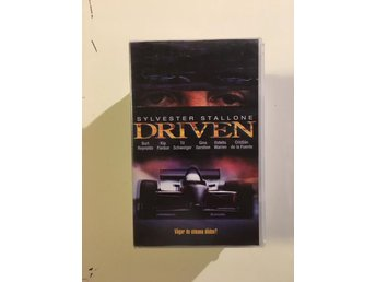 Driven/Sylvester Stallone/VHS