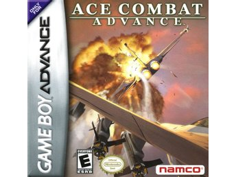 Ace Combat Advanced - Gameboy Advance