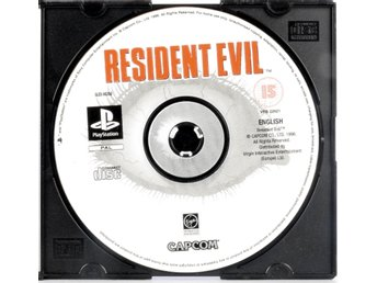 Resident Evil - PS1 - PAL (EU)