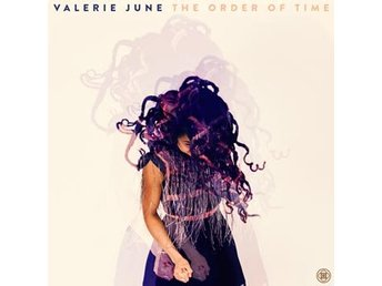June Valerie: The order of time 2017 (Digi) (CD)