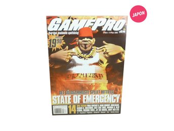 "Game Pro Nr 14, 2002 ""State of Emergency"""