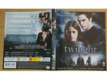 Twilight (Kristen Stewart) 2008 - Blu-Ray