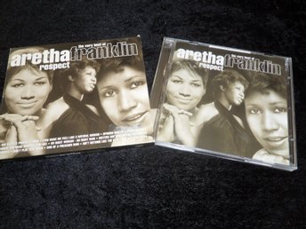 ARETHA FRANKLIN - Respect - The Very Best Of 2CD_2003/Slipcase/Nyskick/PictureCD