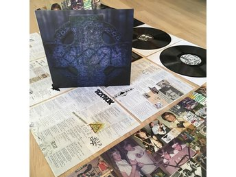 "GHOST (Finspång) ""1983-1988"" gatefold 2-LP Dan Swanö Edge Of Sanity"