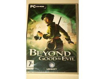 Beyond Good And Evil (PC CD-ROM) NY & Inplastad!