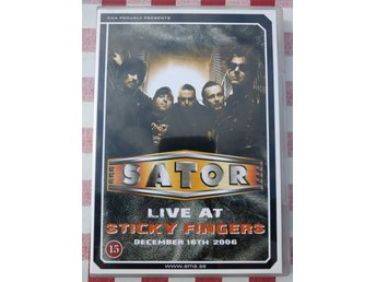 Sator - live at Sticky Fingers 2006