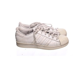 Adidas, Sneakers, Strl: 39,5, SUPERSTAR, Vit