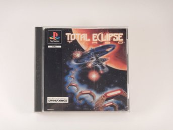 Playstation / 1 Ps1  --  Total Eclipse Turbo  --  PAL