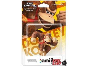Nintendo amiibo Super Smash Bros Collection (Donkey Kong)