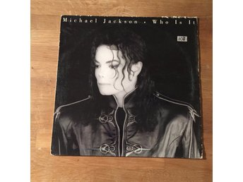 "MICHAEL JACKSON - WHO IS IT. (12"")"