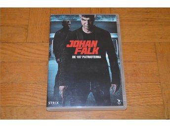 Johan Falk 8 - De 107 Patrioterna ( Jakob Eklund Joel Kinnaman) DVD - Töre - Johan Falk 8 - De 107 Patrioterna ( Jakob Eklund Joel Kinnaman) DVD - Töre