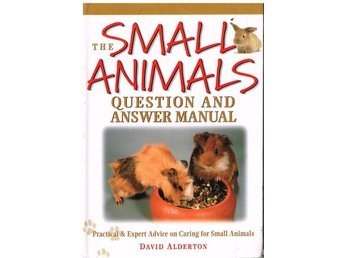 The small animals Question and answer manual