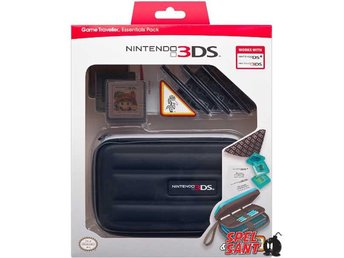 Nintendo 3DS Essentials Pack Svart