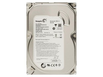 "Seagate Barracuda 7200.12 500GB SATA 3.5"" ST500DM002 - NY"