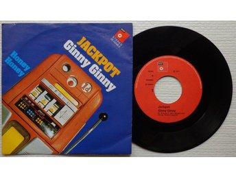 """JACKPOT 'Ginny Ginny' 1973 German 7"""" - Bröndby - JACKPOT 'Ginny Ginny' 1973 German 7"""" - Bröndby"""