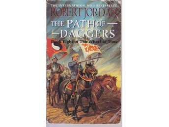 Robert Jordan: The Path of Daggers - 7 of The Wheel of Time