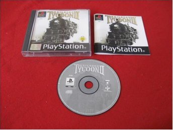 RAILROAD TYCOON 2 till Sony Playstation PSone