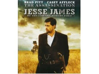 Bluray - Assassination of Jesse James - Hyssna - Bluray - Assassination of Jesse James - Hyssna