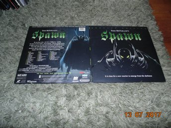 Spawn - Special edition - 2st Laserdisc