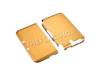 Nintendo 3DS XL-fodral Aluminium Hard Shell Case Skyddskåpa för Nintendo 3DS X - Hong Kong - Nintendo 3DS XL-fodral Aluminium Hard Shell Case Skyddskåpa för Nintendo 3DS X - Hong Kong