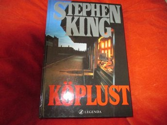 Stephen King - Köplust /Kartonage