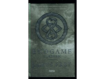 James Frey - Endgame - Striden