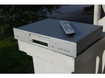Cambridge Audio Azur 540 D DVD / CD / DVD-A med 24bit/192kHz Audio/Stereo DAC - älghult - Cambridge Audio Azur 540 D DVD / CD / DVD-A med 24bit/192kHz Audio/Stereo DAC - älghult