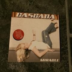 CASCADA - MIRACLE. (CDs)