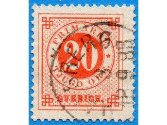 F46 HALSBERG 1888.09.03 (10974) MG - Luleå - Facit nr: 46Ort: HALSBERG Datum: 1888.09.03Landskap: Närke (NÄ)Facit Värde: 8 (Facit SC 2018)Postal Värde: 25 (Postal IX)Objektnummer: 10974GARANTI:Alltid full returrätt oberoendeorsak inom 10 dagar!Läs 'mer info' under fraktLycka till, vi  - Luleå
