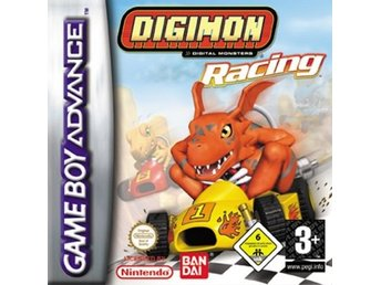 Digimon Racing - Gameboy Advance
