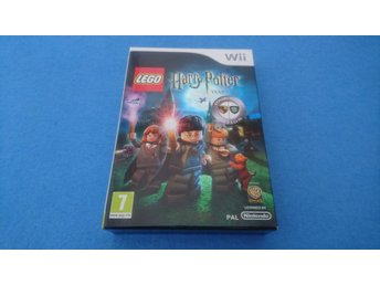 Wii Lego Harry Potter Years 1-4 Collectors Edition Komplett SCN