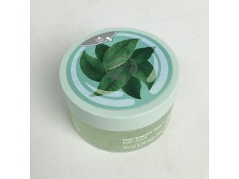 The Body Shop, Kroppspeeling, Fuji Green Tea, Strl: 50ml