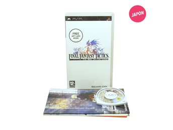 Final Fantasy Tactics: The War of the Lions (EUR / PSP)