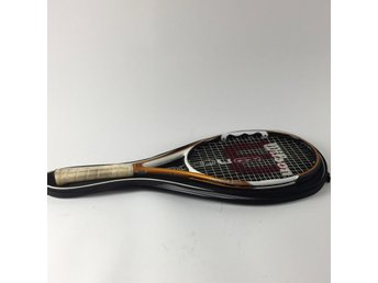 Wilson, Tennisracket, Vit/Orange
