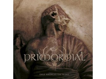 Primordial -Exile Amongst The Ruins dlp 2018 black vinyl