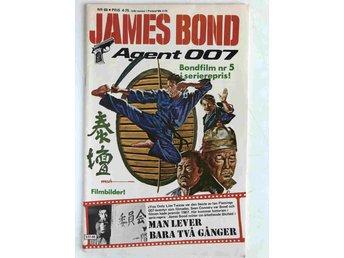 James Bond - Löpnr: 66 FN-VF