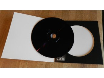 CD-skivor med Vinyl-look