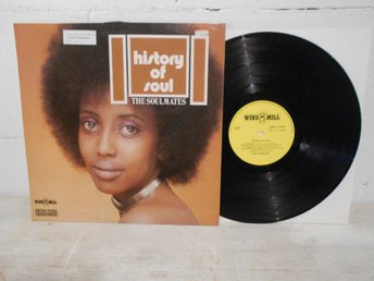 The Soulmates - History Of Soul UK Orig-73 !!!!!