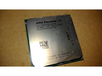 AMD Phenom II X6 1090T 3.2 GHz Six Core HDT90ZFBK6DGR
