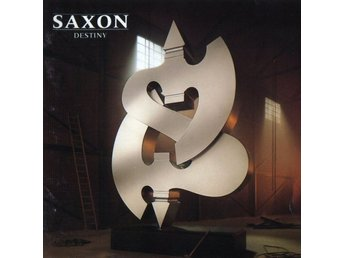 Saxon -Destiny digibook cd S/S 2018 w/6 bonus tracks