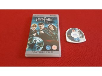 HARRY POTTER AND THE ORDER OF PHOENIX UMD FILM till Sony PSP