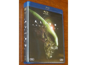 UTOMJORDINGAR: ALIEN ANTHOLOGY COLLECTION (1 & 2 & 3 & 4)  *  NYSKICK / UTGÅTT !