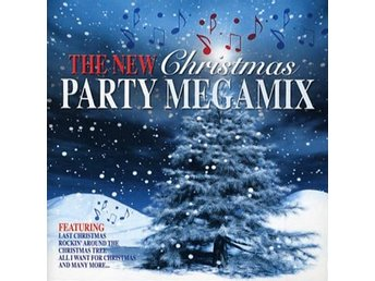 New Christmas Party Megamix (CD)