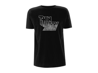 Thin Lizzy - Logo Gradient T-Shirt Large