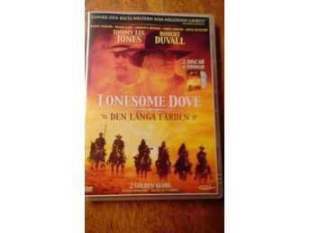 lonesome dove 2 disc